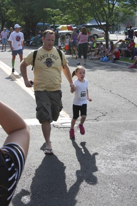 Ryan, Lydia, race, July 4, 2013