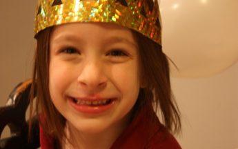 Lydia turns 6