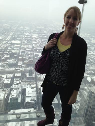 Rebecca and Willis Tower