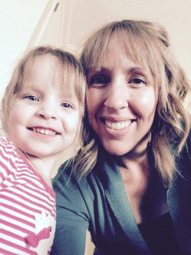 Emma and Rebecca, Feb 2015