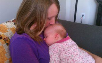 The Quiet Moments of Motherhood